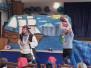 ZŠ - Divadelní představení,  školní akce, družina (holky mikádo)