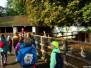 Zámek Doudleby -  komunitní zahrada, přírodovědné muzeum